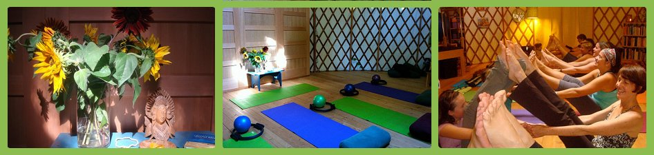 Bainbridge Pilates with Christy Dorman Bainbridge Island WA